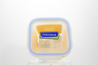 Емність Glasslock для сипучих квадрат 500мл арт.MCST-050