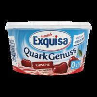 Десерт Exquisa сирний Вишня 0,2% 500г х6