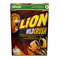 Сніданок Nestle Lion Wild Crush сухий 350г х6