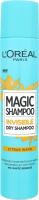Шампунь сухий для волосся L'Oreal Paris Invisible Magic Shampoo Цитрусова хвиля, 200 мл