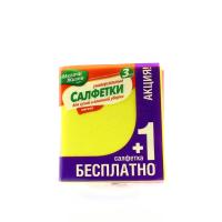 Серветки МЖ універсальні 3шт. арт.1424CD