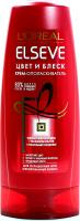 Крем-ополіскувач для фарбованого та мельованого волосся L'Oreal Paris Elseve Колір та блиск, 200 мл