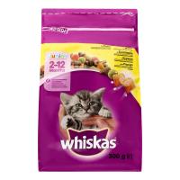 Корм Wiskas для кошенят з куркою 300г х6
