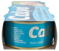 Тунець Calvo у соняшниковій олії 3*80г х25