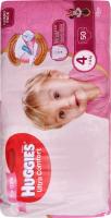 Підгузники Huggies Ultra Comfort For Girls 4 7-16кг 50шт.