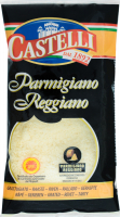 Сир Castelli Parmigiano Reggiano тертий 32% 70г х3