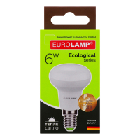 Лампа Eurolamp LED 6W E14 4000K арт.06142Р