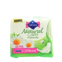 Прокладки Libresse Natural Care Ultra 10шт х6