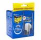 Електрофумігатор Johnson Raid +рідина 30ночей від комарів х6
