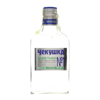 Горілка Чекушка Четвертинка завітна 40% 0,25л х12