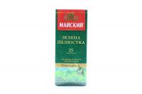 Чай Майский Зеленый лепесток зелений 25п*2г х24