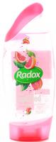 Гель для душу Radox Feel Uplifted Рожевий Грейпфрут і Базилік, 250 мл