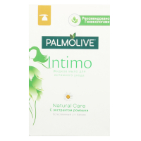 Мило рідке Palmolive Intimo Natural Care 300мл