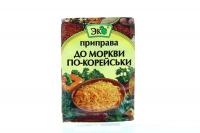 Приправа Эко для корейської моркви 20г х140