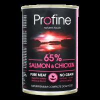 Корм Profine для собак лосось-курка з/б 400г х6