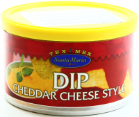 Соус Santa Maria  Dip Cheddar cheese style 250г