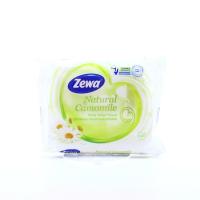 Туалетний папір Zewa вологий Natural Camomile moist 42шт х6