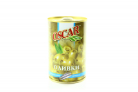 Оливки Oscar зелені з анчоусами 300г х12