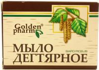 Мило Goldenpharm Дігтярне 70г