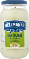 Майонез Hellmann`s Babuni c/б 420мл х12