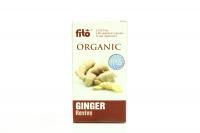 Дієтична добавка Fito імбир органічний 40 капс.