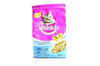 Корм Whiskas сухий з тунцем для котів  300г х6