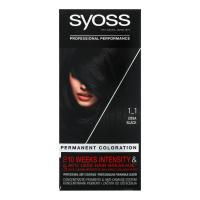 Фарба для волосся Syoss Professional Perfomance №1-1 х6