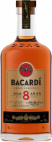 Ром Bacardi Reserva Ocho Gold 40% 0,7л