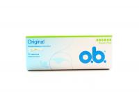 Тампони гігієнічні O.b. Original Super Plus, 16 шт.