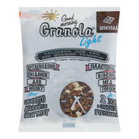 Сніданок сухий Granola Light запечений з шоколадом 55г