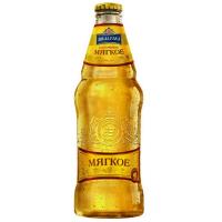 Пиво Балтика розливне м`яке світле фільтроване 4.4% с/б 0.44л