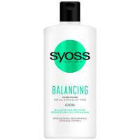 Бальзам для всіх типів волосся Syoss Balancing, 440 мл