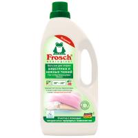 Бальзам для прання вовни та делікатних тканин Frosch, 1,5 л