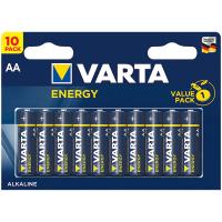 Батарейка Varta Energy AA BLI 10 Арт.4106229491