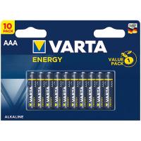 Батарейка Varta Energy AАA BLI 10 Арт.4103229491