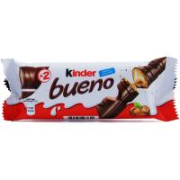 Батончик Kinder Bueno 43г х30