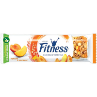 Батончик Nestle Fitnes персик і абрикос 23,5г