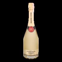 Вино ігристе 0.75л 10.5-13.5% біле солодке Gold Французький бульвар