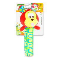 Іграшка Baby Team з пищалкою в асортименті арт.8500