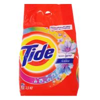 Порошок пральний Tide Аромат Lenor Color 2,5кг х6