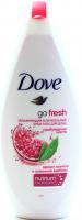Крем-гель Dove для душу Пробудження почуттів 250мл х6