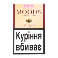 Сигари Moods Slims Filter 10шт