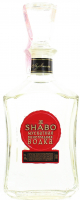 Горілка Shabo виноградна мускатна 0,5л х18