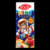 Нектар Rich Kids персиковий з м`якоттю 0,2л х24