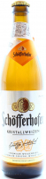 Пиво Schofferhofer Kristallweizen нефільтроване 0,5л