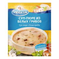 Суп-пюре Vegeta з білих грибів 48г х19
