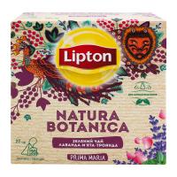 Чай Lipton Natura Botanica зелений 20*1г