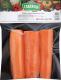 Морква Славянка свіжа чищена 0,5кг