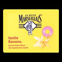 Мило Le Petit Marseiliais ваніль 90г х12
