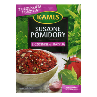 Приправа Kamis сушені помідори з часником і базиліком15г х20
